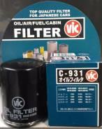 Фильтр масляный VIC C-931. В наличии!