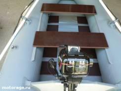 Продам ПВХ лодку кайман N275