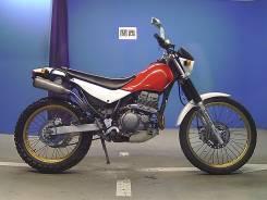 Kawasaki Super Sherpa. 249куб. см., исправен, птс, без пробега
