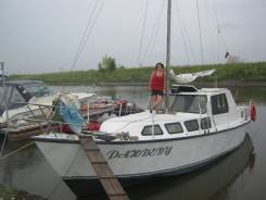 Продам яхту