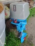 Подвесной мотор ветерок 8