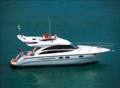 Яхта Princess 42, 2012