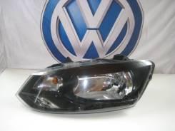 Фара. Volkswagen Polo, 601, 602, 603, 604, 612, 614 AWY, AZQ, BAD, BMM, BTS, CAYA, CAYB, CAYC, CBZA, CBZB, CDEA, CDGA, CFNA, CFNB, CFWA, CJLA, CLNA, C...