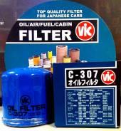Фильтр масляный VIC C-307. В наличии!