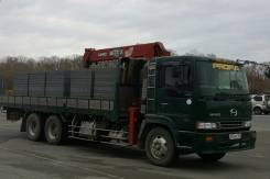 Грузоперевозки Бортовой грузовик 15т с манипулятором 3т.