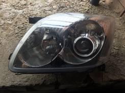 Фара. Toyota Avensis, ADT251, AZT250, AZT250L, AZT250W, AZT251, AZT251L, AZT251W, AZT255, AZT255W, CDT250, ZZT251, ZZT251L Двигатели: 1AZFE, 1AZFSE, 1...