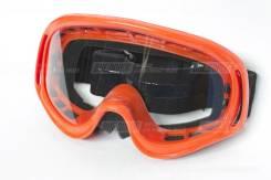 Мотоциклетные очки Cfmoto (противоскользящая резинка) красный
