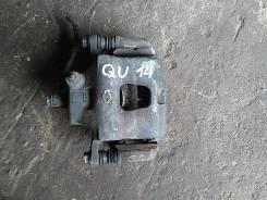 Суппорт тормозной. Nissan Bluebird, QU14 QG18DE