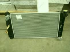Радиатор охлаждения двигателя geely emgrand