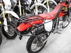 Багажник (Багажная система) на Honda XR250