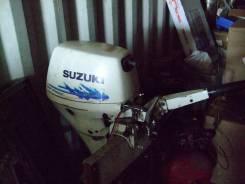 Продам лодочный мотор Suzuki 15 4такта