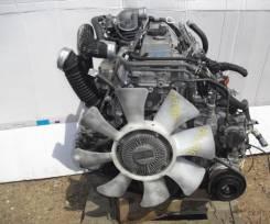 Двигатель в сборе. Mitsubishi Pajero, V46W, V46WG