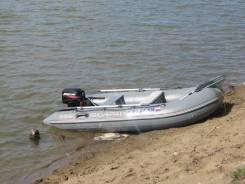 Продам  лодку Silverado 33S