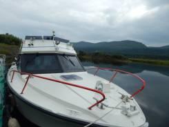 Продам моторную яхту