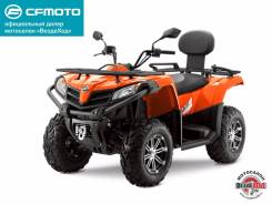 CFMOTO CFORCE 400L EPS (X4 EPS), 2021