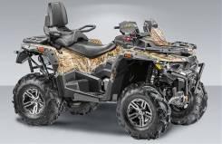 """Stels ATV 650 Guepard в салоне """"Stels-Новосибирск"""", 2020"""