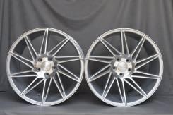 "Оригинальные диски veemann V-FS26 5x112R19 silver. 8.5/9.5x19"", 5x112.00, ET42/40, ЦО 66,6мм."