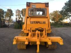 Caterpillar D6, 1989