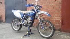Yamaha YZ 450F, 2004