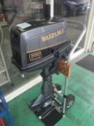 Продаётся лодочный двигатель Suzuki 6 ( Япония)