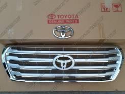 Штатная решетка Toyota Land Cruiser 200 как на 2012-15 Yiopw
