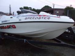 Катер водомётный Seadoo Speedster 220лс с телегой