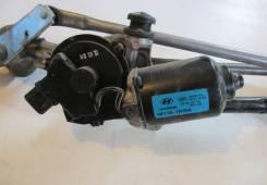 Моторчик стеклоочистителя Hyundai Solaris / Kia Rio