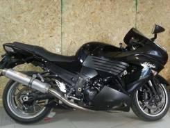 Kawasaki Ninja ZX-14, 2008