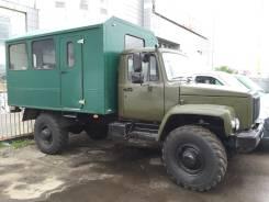 Газ 3309  Вахтовка
