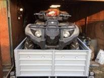 Yamaha Grizzly 450, 2009