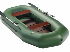 Лодка ПВХ Таймень А-260 РС (с полом) + Подарок