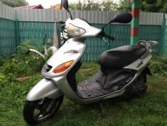 Yamaha Axis 100, 2005