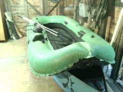 Продам резиновую лодку иволга ярт