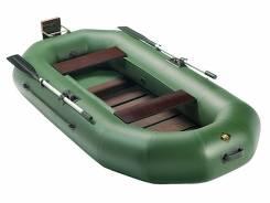 Мастер лодок Таймень N-270 РС ТР. 2019 год, длина 2,70м., двигатель подвесной, 2,50л.с., бензин. Под заказ