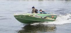 Алюминиевая Лодка Berkut XS, новая