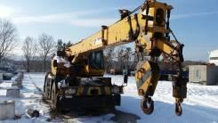 Услуги-Аренда Кран самоходный короткобазый 20 тонн в Находке