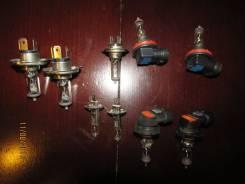 Лампочки Н1, Н4, Н7, Н11 новые, Воsch, D1S, D3S