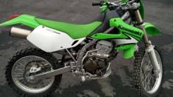 Kawasaki KLX 300R, 2007