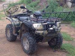 Baltmotors ATV 500, 2008