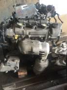Двигатель в сборе. Toyota Harrier, MHU38, MHU38W Toyota Harrier Hybrid, MHU38W Lexus RX400h, MHU38 3MZFE