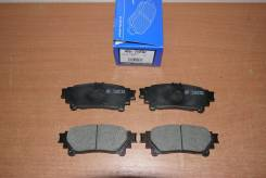 Колодки тормозные Akebono Toyota Sienna/Lexus RX350 RX270 RX400h