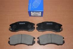 Колодки тормозные Akebono Isuzu Aska BCK, BCL, BCM; Subaru Impreza GC1