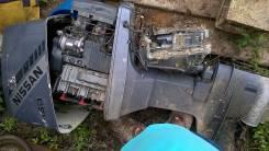 Продам лодочный мотор Nissan DTI150 P. L. U. S