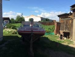 Продается моторная лодка Обь-3