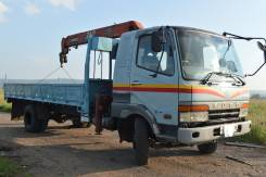 Mitsubishi Fuso Fighter 1995 Иркутск  , 1995