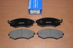 Колодки тормозные Akebono Hyundai:  Coupe (RD)   Elantra седан (XD)