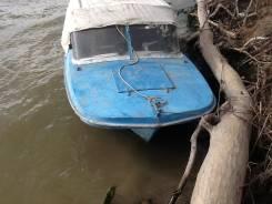 Продам лодку ОБЬ-3 с мотором Yamaha 30 HWCS 2009г.