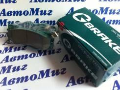 Тормозные дисковые колодки 366 G-brake GP-06054 PF3280 MZ690050, MZ690009, X3516004, MZ690170, MZ690030, AY060MT003, MR389628, MZ690344, MR389571, MR3...