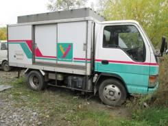 Продаю на запчасти грузовик isuzu eif