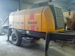 Sany. Продаю стационарный бетононасос SANY HBT80C, 2 700куб. см., 300,00м.
